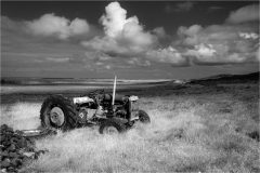 Rusty Tractor - North Uist